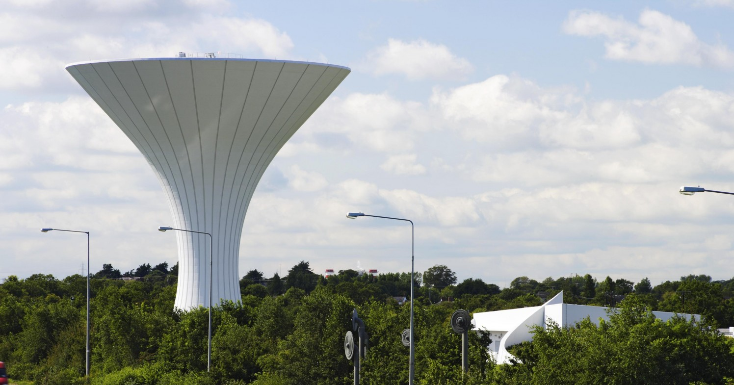 MCA Architects   Sillogue Water Tower