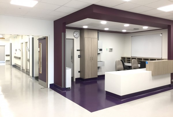 MCA Architects | Glandore Centre opens at Cork University Hospital
